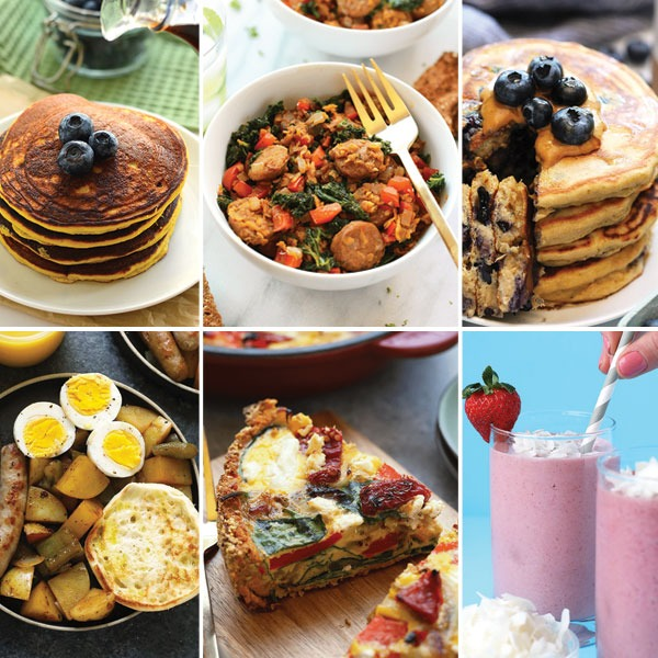 High Protein Breakfast Recipes The Health King
